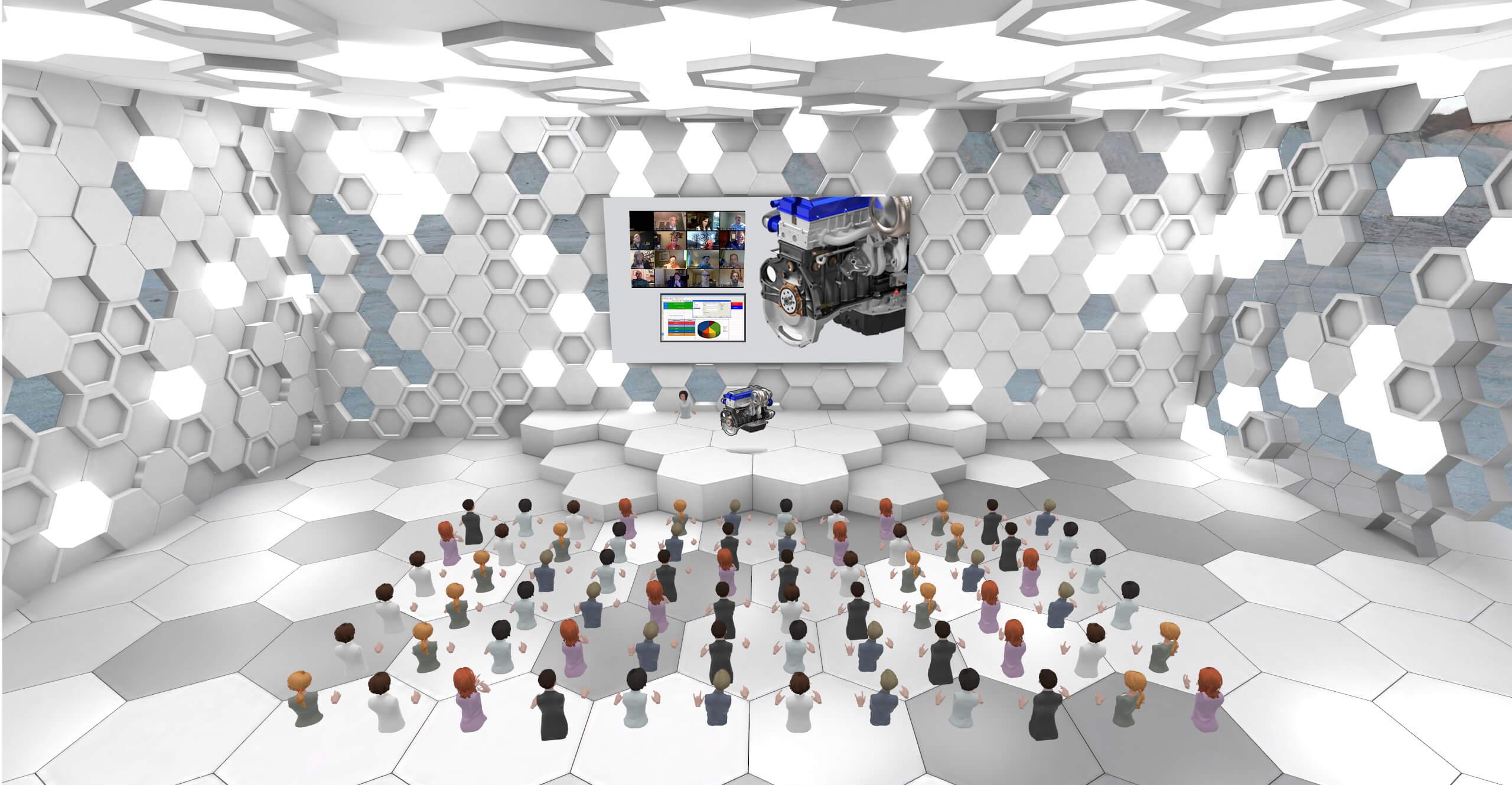 Virtual Involve Virtual Platform
